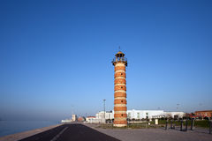 Belem Lighthouse in Lisbon Stock Photo