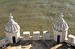 belem lisbon Португалия Стоковая Фотография RF