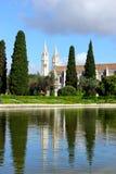 Belem Lisbon, Portugal Arkivfoto