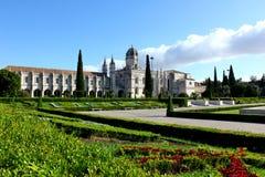 Belem Lisbon, Portugal Fotografering för Bildbyråer