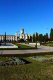 Belem Lisbon, Portugal Royaltyfri Fotografi