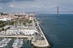 Belem Lisbon Portugalia Obrazy Royalty Free