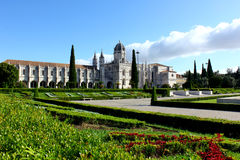 Belem, Lisbona, Portogallo Immagine Stock