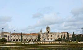 Belem Lissabon Royaltyfria Foton