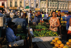BELEM - mercado del Peso de Ver o fotos de archivo