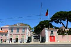 Belem Palace, Belem, Lisbon, Portugal Stock Photos
