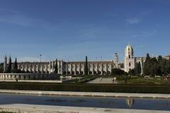 Belem Palace Lisbon Royalty Free Stock Images