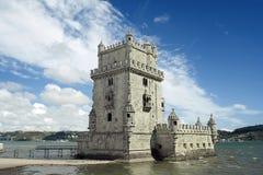 belem torn Royaltyfri Fotografi