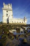 belem torn Arkivfoto