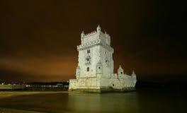 belem torn fotografering för bildbyråer