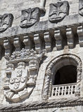 Belem Tower Details Stock Images