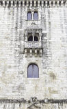 Belem tower facade Stock Photos