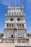 Belem Tower, Lisboa, Portugal Royalty Free Stock Photos