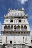 Belem Tower - Lisbon Royalty Free Stock Photography