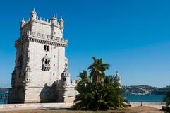 Belem Tower in Lisbon Stock Photos