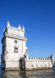 Belem tower, Lisbon architecture, Portugal. Capital Stock Photography