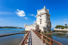 Belem Tower, Lisbon Royalty Free Stock Photography