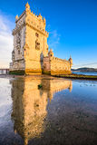 Belem Tower stock image