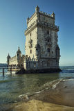 Belem tower in Lisbon Royalty Free Stock Image
