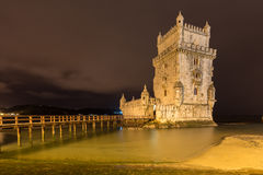 Belem Tower - Lisbon, Portugal Royalty Free Stock Photo