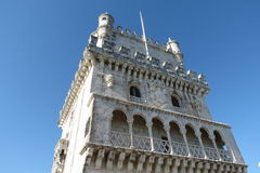 Belem Tower Royalty Free Stock Photo