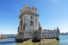 Belem Tower, Lisbon, Portugal Stock Image