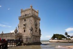 Belem Tower Royalty Free Stock Image