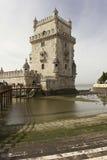 Belem Tower of Lisbon Royalty Free Stock Photos