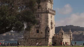 BELEM TOWER LISBON PORTUGAL stock image