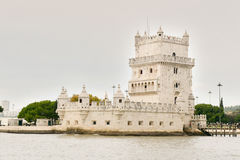 Belem tower, Lisbon, Portugal Stock Photography