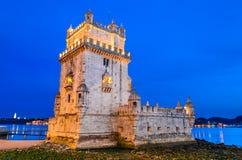Belem Tower, Lisbon royalty free stock photos