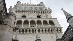 Belem tower, lsbon Royalty Free Stock Photos