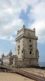 Belem tower, lsbon Stock Images