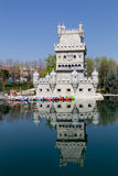 Belem Tower in Madrid Royalty Free Stock Images