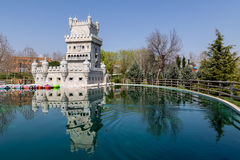 Belem Tower in Madrid Royalty Free Stock Photos