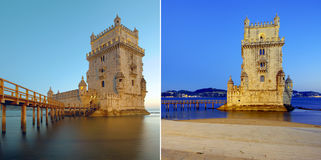 Belem Tower Royalty Free Stock Photography
