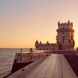 The Belem Tower Royalty Free Stock Photography