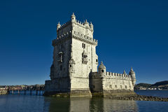 Belem tower (torre de belem),  lisbon Royalty Free Stock Photography