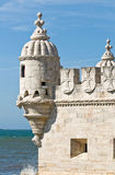 BELEM TOWER (Torre de Belem), Lisbon, Portugal Royalty Free Stock Image
