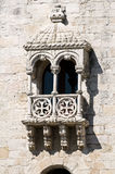 BELEM TOWER (Torre de Belem), Lisbon, Portugal Stock Photo