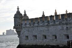 Belem Tower Portuguese stock photography