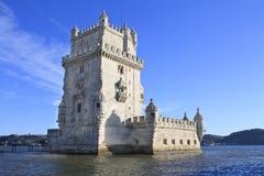 Torre De Belem Stockfoto