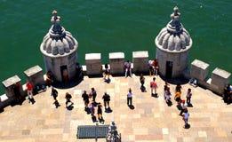 Belem wycieczka turysyczna Obraz Royalty Free