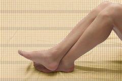 Belemmering Koningin Legs Stock Afbeeldingen
