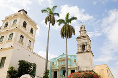Belen Convent, Havana Stock Photo