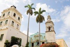 Belen Convent, Havana Stock Photo