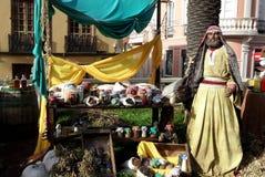 Belen in isola delle isole Canarie Tenerife Immagine Stock Libera da Diritti
