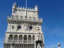 Belen Tower - il Portogallo Immagine Stock