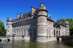 beleoil κάστρο του Βελγίου Στοκ Φωτογραφία
