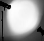 Licht auf dem wal. Lizenzfreie Stockbilder